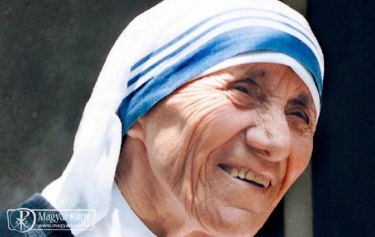 teréz - Teréz Anya erőt adó megerősítései mindenkinek!