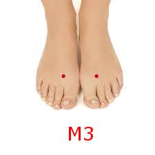 Máj 3 - A pont kezelése 32 betegség esetén hatásos