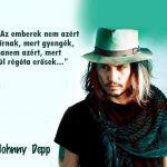 depp1 150x150 - Johnny Depp: Lépj tovább és ne törődj azzal, amit mások gondolnak!