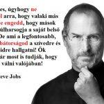 jobs 150x150 - Steve Jobs motiváló sorai