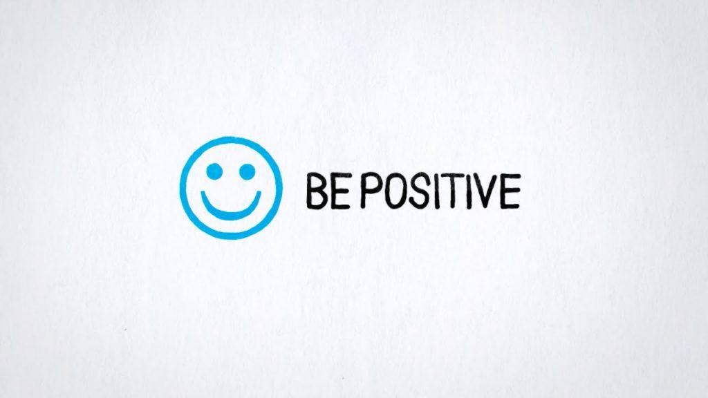 pozitiv 1024x576 - 10 dolog, amit a pozitív emberek soha nem tesznek!