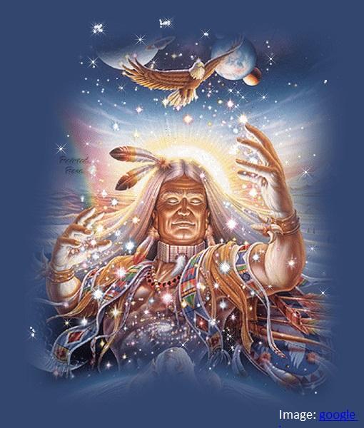 sámán - A bölcs, indián sámán megrázó üzenete