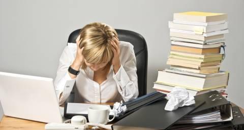 stresszt - Hogyan kezeljük hatékonyan a munkahelyi stresszt?