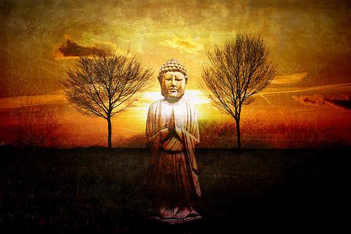 buddhától - Ne gondolj rossz dolgokra, abba bele is betegedhetsz!