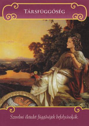 37 1 - A Szerelem Angyali üzenik: szerelmi életedet függőségek befolyásolják.