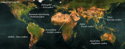 Dobogókő - A Föld csakrapontjai - A szívcsakra, Dobogókő a világ szemében