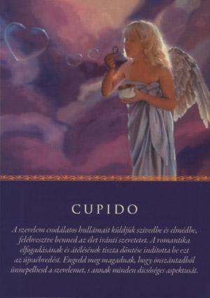 cupido - Angyali üzenet vasárnapra: Szeress bele az életbe!