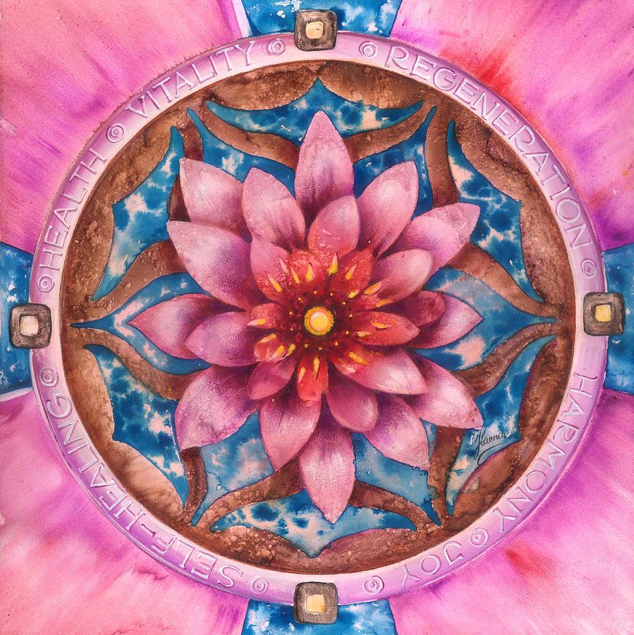 gyógyulásmandala - Íme a gyógyulás Angyali Mandalája. Fogadd szeretettel és add tovább!