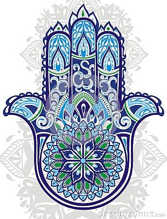 hamza - Elhoztuk a védelmező Isteni szimbólumot, engedd hogy megfogja a kezed!