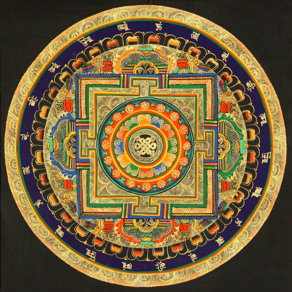 mandala 1 1024x1024 - Íme a jólét és gazdagság Mandalája - fogadd el életedben szeretettel és oszd meg!