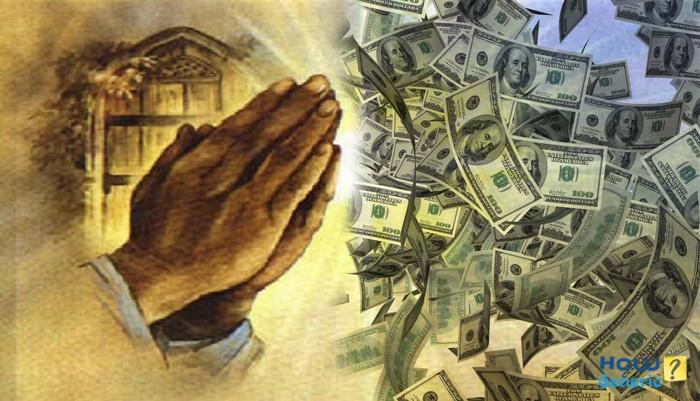 pénzre123 - Ha sürgősen pénzre van szükség, ez az ima segít! 24 órán belül segítséget kapsz!