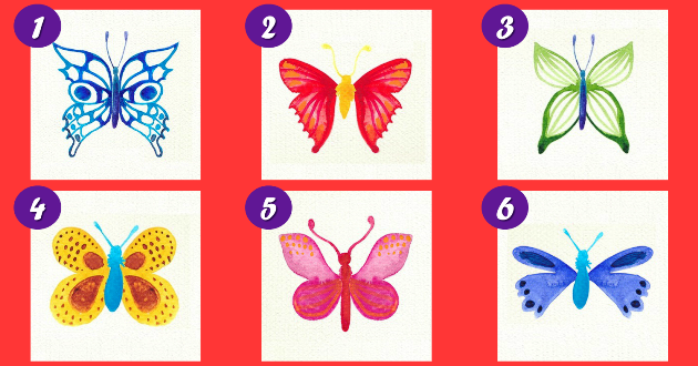 pillangó - Válassz egy pillangót, és nézd meg melyik szerelmes idézet illik hozzád!