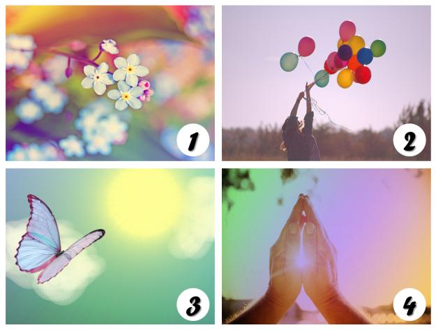 színes képek - Válassz egyet a színes képek közül, és nézd meg, melyik Müller Péter idézetet hozza el Neked - különleges személyiségteszt