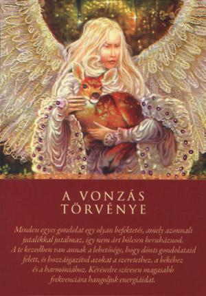 VONZÁS3 - Angyali üzenet a pénteki tízmilliószoros napra: gondolj vágyaidra és alkalmazd a vonzás törvényét!