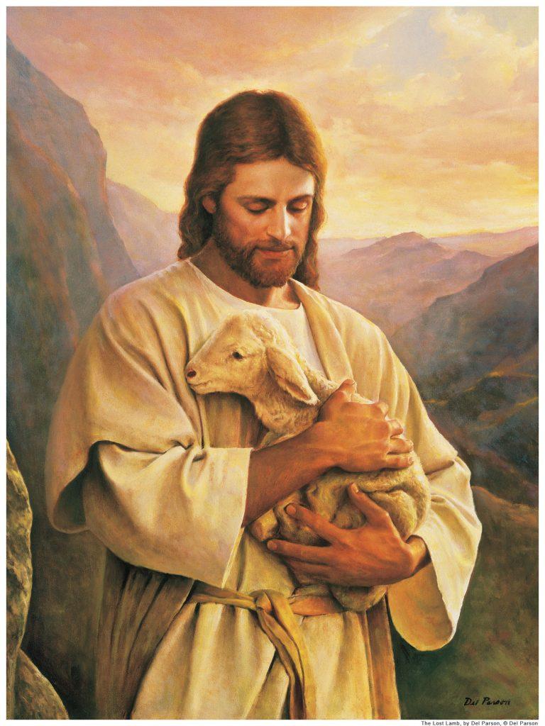 christ 768x1024 - Angyali üzenet vasárnap éjszakára: Ne félj, Isten szeret téged. Imáid meghallgattattak.