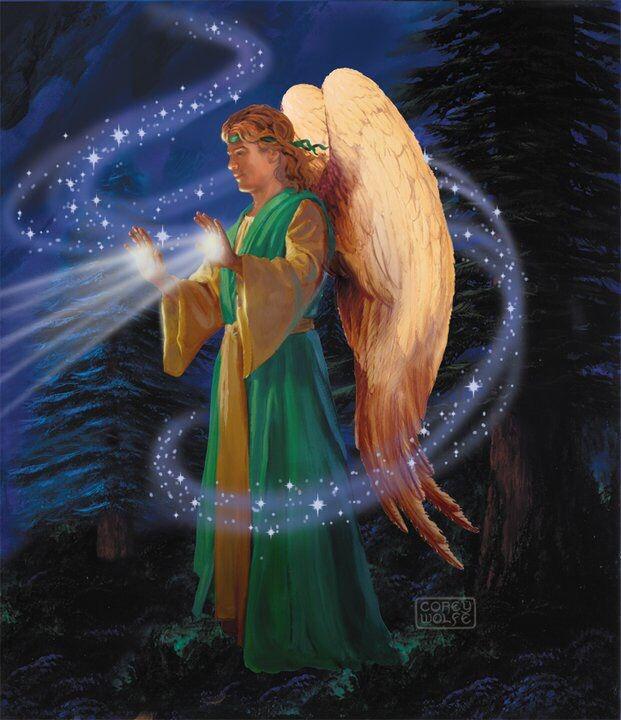 gyógyítás - A Tündérek mágikus üzenete kedd éjszakára - GYÓGYULÁS ÉS GYÓGYÍTÁS