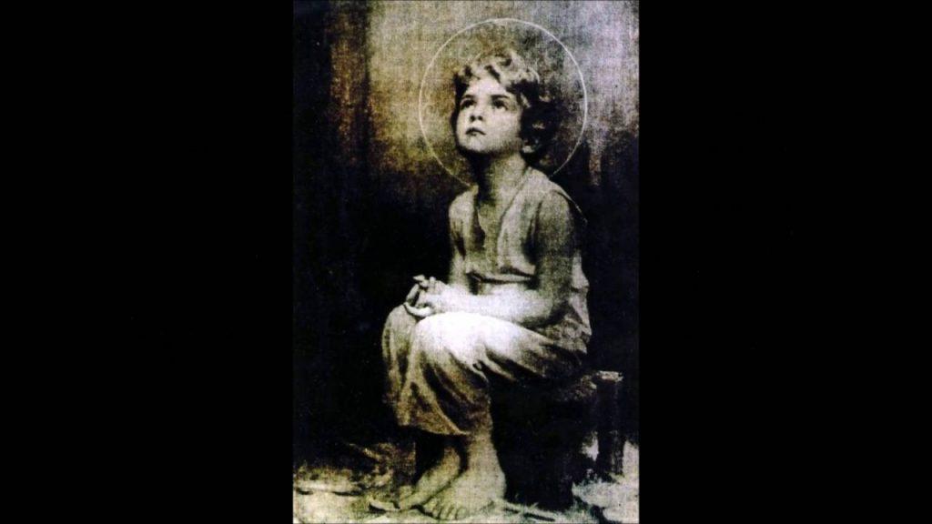 jézus2 1024x576 - A Gyermek Jézus csodatévő kép üzenete - Ígérem, hogy áldásomat és békémet küldöm minden otthonba, amelyben ez a kép megtalálható