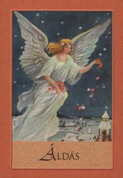 ldás - Angyali üzeneted hétfőre: MENNYEI ÁLDÁS Isten és az angyalok most azonnal segítenek neked. Folyamodj továbbra is hozzájuk, és fogadd el az érkező segítséget