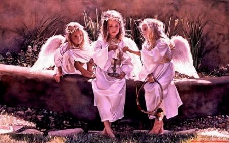 pinkangels - 5 dolog, amit a női angyalok üzennek a Földön élő nőknek!