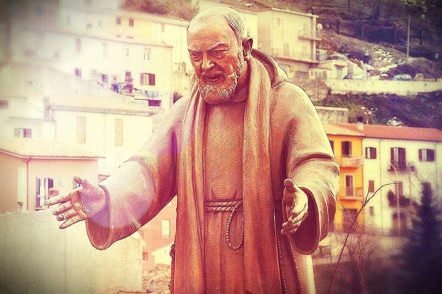pio2 - Szent Pio Atya égi üzenete számodra - Gyógyulásra vonatkozó kérelmed meghallgattatott!