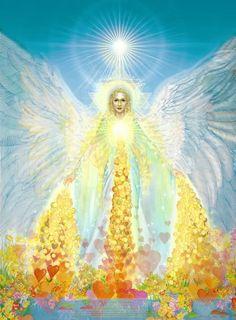 serena2 - Angyali üzeneted péntekre: Én a bőség angyala vagyok. Isten gondoskodik arról, hogy megkapd a számodra szükséges pénzt. Légy bizakodó.