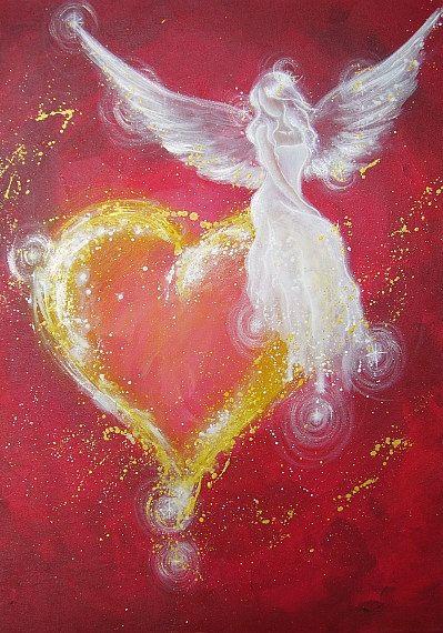 szívcsakra2 - Angyali üzenet péntekre: Tisztítsd a szívcsakrád!