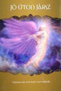 ton - Angyali üzenet szombat éjszakára: Az angyalok ma azt üzenik, hogy engedd el a kételkedésedet, mert jó úton jársz! Ha nem is látod még pontosan az összes lépést, higgy abban, hogy eléred a célod, és megvalósulnak az álmaid!