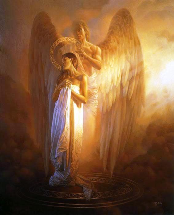 Bátorságot 3 - Angyali üzeneted hétfőre: Ebben a pillanatban egy hatalmas arkangyal áll melletted. Bátorságot önt beléd, és segít megszabadulni a félelem hatásaitól.