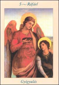 GYÓGYULÁS22 - Rafael Arkangyal üzenete hétfő éjszakára: csodás Isteni gyógyulás