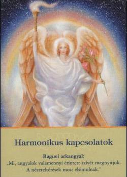 HARMONIKUS KAPCSOLATOK - Angyali üzeneted péntek éjszakára: segítséget kapsz a harmonikus kapcsolatok kialakításához! Mi, angyalok valamennyi érintett szívét megnyitjuk. A nézeteltérések most elsimulnak.