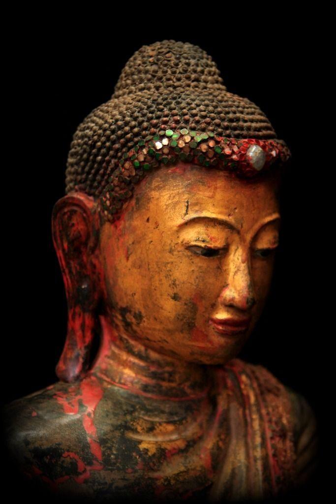 fejet 683x1024 - NÉZD meg ezt a szerencsehozó Buddha fejet, és indítsd be a szerencsédet a mai napra!