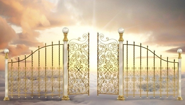 kapuk - Az Univerzum üzenete a mai napra: A csodák kapuja most megnyílik előtted, lépj be rajta!