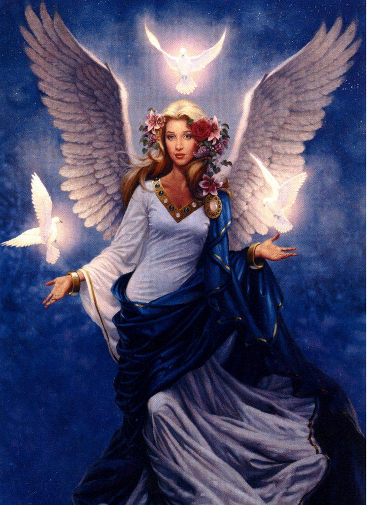 lelkedben 747x1024 - Angyali üzeneted hétfőre: Teremts békét a lelkedben! Örömvirágtól