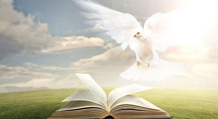 szentlélek - Angyali üzenet vasárnapra: A Szentlélek most elhozza a megoldást problémádra!