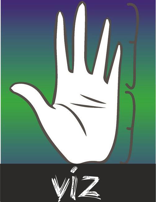 víz - Kíváncsi vagy, mit árul el rólad a kezed? Most megtudhatod!