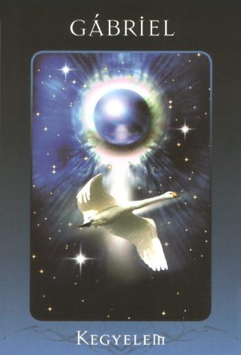 GÁBRIEL KEGYELEM - Angyali üzeneted hétfőre: Őrangyalod a mennyei kegyelem ajándékát hozza el neked. A kegyelem mindig akkor adatik meg, amikor a legnagyobb szükséged van rá.
