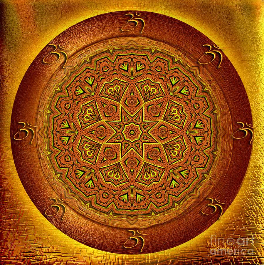 kapuját - Ez a Mandala elhozza Neked, segít megteremteni azt, amire vágysz!Mandala amely megnyitja számodra a bőség kapuját!Mágnesként vonzza a pénzt!