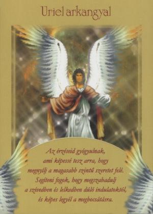 uriel érzéseid - Uriel arkangyal üzenete péntek éjszakára: Az érzéseid gyógyulnak, ami képessé tesz arra, hogy megnyílj a magasabb szintű szeretet felé. Segíteni fogok, hogy megszabadulj a szívedben és lelkedben dúló indulatoktól, és képes legyél megbocsátásra.