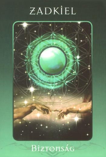 zadkiel - Az Univerzum üzenete a mai napra - már biztonságban vagy! Az Univerzum arról biztosít, hogy jóakarata mindig velünk lesz.