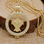 angyali talizmán 150x150 - 8 jel, hogy az őrangyalod most beavatkozik az életedbe!