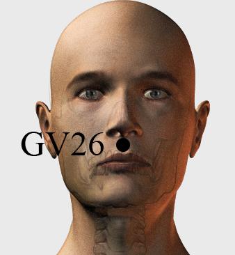 gv26 - A felsőajak energiapontjának kezelése