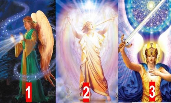 kártyát - Válassz egy kártyát, és tudd meg, melyik Arkangyal segít most téged!