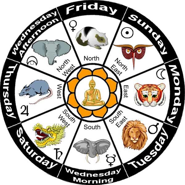 burmai - Nézd meg a burmai horoszkópodat!