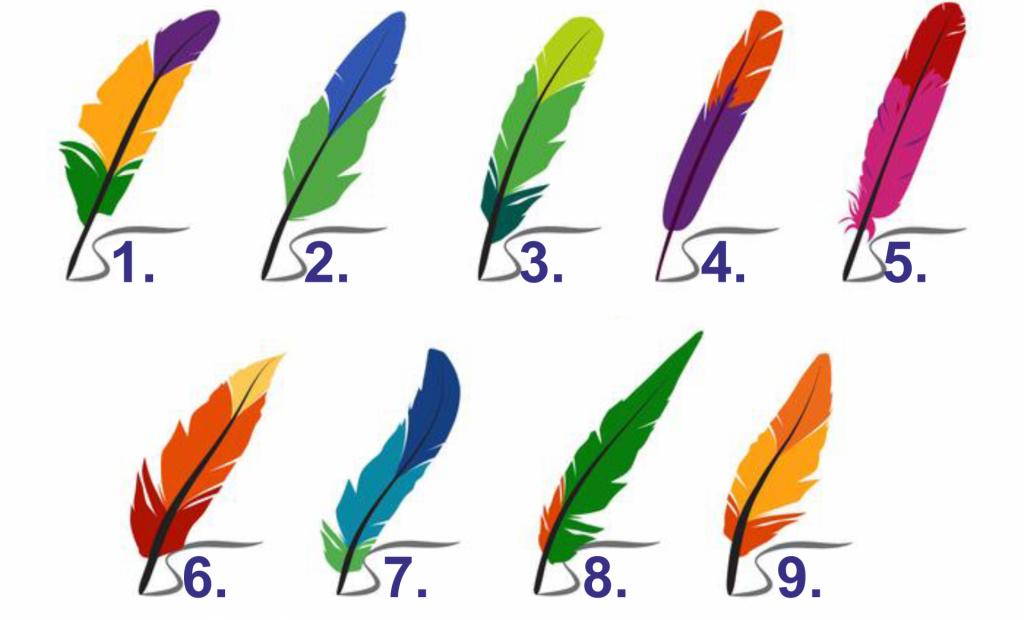tollat 1024x620 - Válassz egy tollat és nézd meg, milyen a személyiséged!