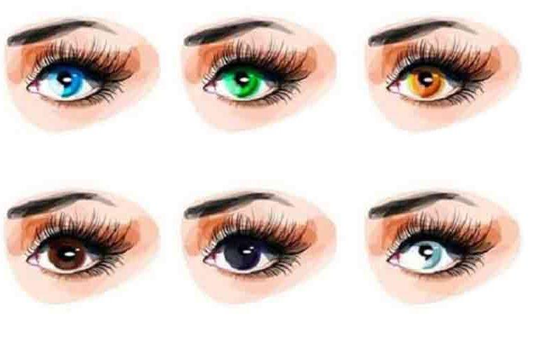 szemed - A szemed színéből kiolvashatod a legalapvetőbb jellemvonásaidat!