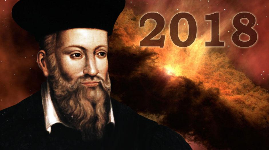 Nostradamus - Nostradamus 2018-ra most négy csillagjegynek jósolt valami igazán különlegeset!