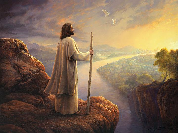 LDÁSOMAT - Jézus üzenete a mai napra: CSODÁS ÁLDÁSOMAT ADOM RÁTOK!