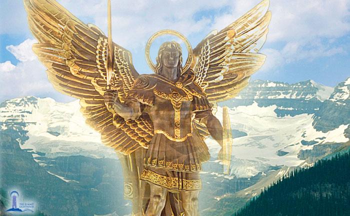 archangel michael feature banff - Mihály Arkangyal fontos üzenete számodra: LÉPJ KI EBBŐL A LEHETETLEN HELYZETBŐL!