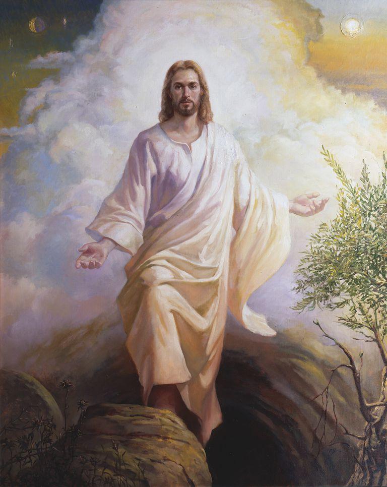 jézus11 - Jézus üzenete a mai napra: Engedd el magad, és engedd, hogy Isten és az angyalok segíthessenek. Minden elengedett dolgot vagy valami jobb fog pótolni!