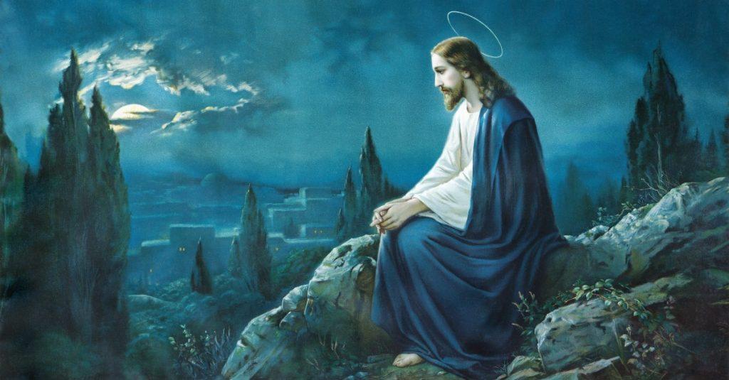 kötöttségektől 1024x535 - Jézus üzenete a mai napra: szabadulj meg az anyagi kötöttségektől